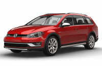 VW Golf Alltrack 4x4